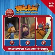 3-CD Hörspielbox Zur Neuen TV-Serie (Cgi) Vol.3, 3 CDs