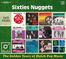 The Golden Years Of Dutch Pop Music: Sixties Nuggets, 2 CDs