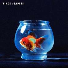 Vince Staples: Big Fish Theory (Picture Vinyl), 2 LPs
