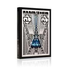Rammstein: Rammstein: Paris (Limited-»Metal«-Fan-Edition), 2 CDs und 1 Blu-ray Disc