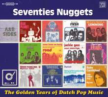The Golden Years Of Dutch Pop Music: Seventies Nuggets, 2 CDs