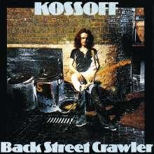 Paul Kossoff: Back Street Crawler, LP