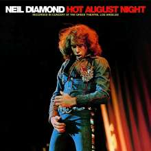 Neil Diamond: Hot August Night (remastered) (180g), 2 LPs