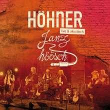Höhner: Janz höösch (live & akustisch), CD