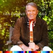 Glen Campbell: Adiós, CD