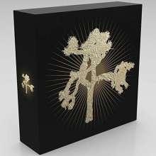 U2: The Joshua Tree (30th Anniversary) (Limited Edition), 4 CDs und 1 Buch