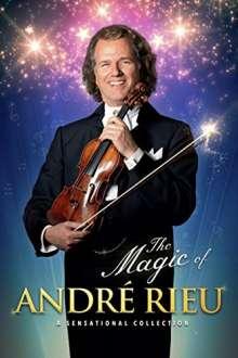 André Rieu: Filmmusik: The Magic Of André Rieu: A Sensational Collection, 3 DVDs