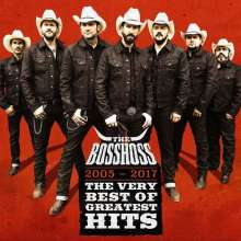 BossHoss: The Very Best Of Greatest Hits (2005-2017) (180g), 2 LPs