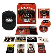 BossHoss: The Very Best Of Greatest Hits (2005 - 2017) (Super-Deluxe-Edition), 3 CDs