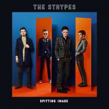 The Strypes: Spitting Image, CD