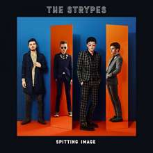 The Strypes: Spitting Image (180g), LP