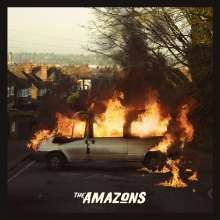 The Amazons: The Amazons (Deluxe-Edition), CD