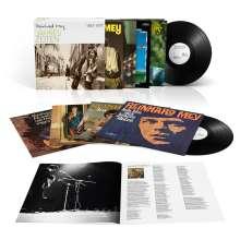 Reinhard Mey: Jahreszeiten 1967-1977 (180g) (Limited Edition), 8 LPs