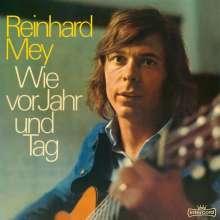 Reinhard Mey: Wie vor Jahr und Tag (180g), LP