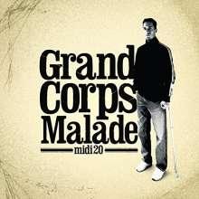 Grand Corps Malade: Midi 20 (1er album), CD