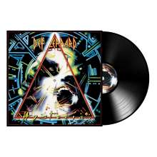 Def Leppard: Hysteria (remastered) (180g) (Deluxe-Edition), 2 LPs