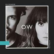 Oh Wonder: Ultralife, CD