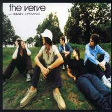 The Verve: Urban Hymns (20th-Anniversary-Edition) (Limited-Edition), 5 CDs
