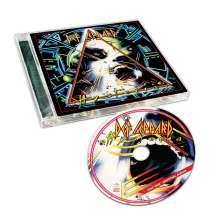 Def Leppard: Hysteria, CD