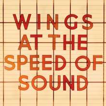 Paul McCartney (geb. 1942): Wings: At The Speed Of Sound (remastered) (180g) (Limited Edition), LP