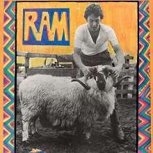 Paul McCartney (geb. 1942): Ram (Re-Release 2017), CD