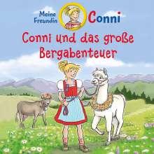 52: Conni Und Das Große Bergabenteuer, CD