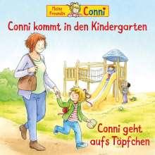 53: Conni Kommt In D.Kindergarten (Neu)/Töpfchen, CD