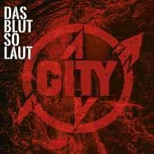 City: Das Blut so laut (180g) (Limited-Edition) (Translucent Red Vinyl), 2 LPs
