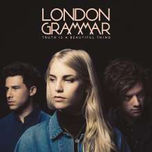 London Grammar: Truth Is A Beautiful Thing, CD