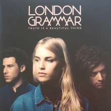 London Grammar: Truth Is A Beautiful Thing, LP