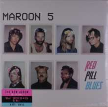 Maroon 5: Red Pill Blues (White Vinyl), LP