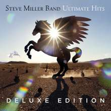 Steve Miller Band: Ultimate Hits (Deluxe Edition), 2 CDs