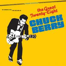 Chuck Berry: The Great Twenty-Eight (180g), 2 LPs