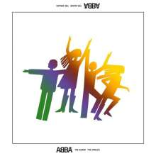 "Abba: Abba - The Singles (Limited-Numbered-Edition) (Colored Vinyl), 3 Single 7""s"