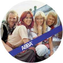 Abba: The Name Of The Game (Limited-Edition) (Picture Disc), Single 7""