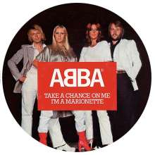 Abba: Take A Chance On Me (Limited-Edition) (Picture Disc), Single 7""