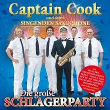 Captain Cook und seine singenden Saxophone: Die große Schlagerparty, CD