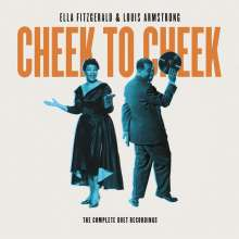 Louis Armstrong & Ella Fitzgerald: Cheek To Cheek: The Complete Duet Recordings, 4 CDs