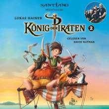 König der Piraten 2, CD
