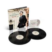 Götz Alsmann: In Rom (180g) (Limited-Edition), 3 LPs