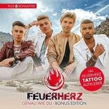 Feuerherz: Genau wie du (Bonus-Edition), CD