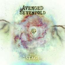 Avenged Sevenfold: The Stage (Deluxe-Repack-Edition) (Explicit), 2 CDs