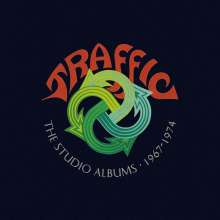 Traffic: The Studio Albums 1967-74 (Limited-Edition), 6 LPs