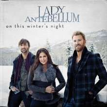 Lady Antebellum: On This Winter's Night (180g) (Limited-Edition), LP
