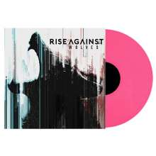 Rise Against: Wolves (Limited-Edition) (Pink Vinyl), LP