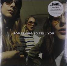 Haim: Something To Tell You (45 RPM), 2 LPs