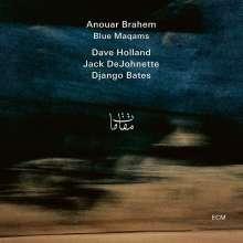 Anouar Brahem (geb. 1957): Blue Maqams, CD