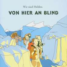 Wir sind Helden: Von hier an blind (180g) (Yellow Vinyl), LP