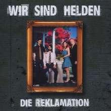Wir sind Helden: Die Reklamation (180g) (Clear Vinyl), LP