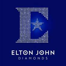 Elton John (geb. 1947): Diamonds (remastered) (180g), 2 LPs